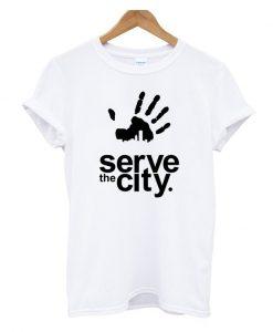 Serve The City T Shirt