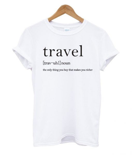 Travel T Shirt