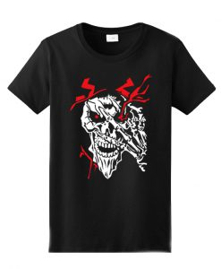 2018 New Anime OVERLORD Ainz Ooal Gown T Shirt