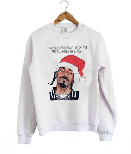 Snoop Dogg Christmas Sweatshirt