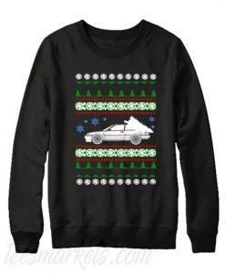 lexus ls 300 ugly christmas sweatshirt
