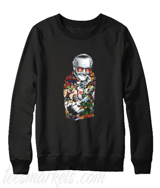 Stan Lee The Legend Sweatshirt