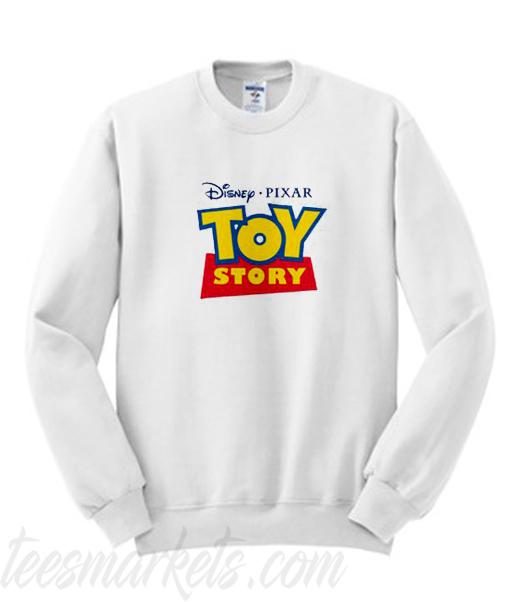 3b538f1fbd9838 Toy Story 3 Logo Sweatshirt