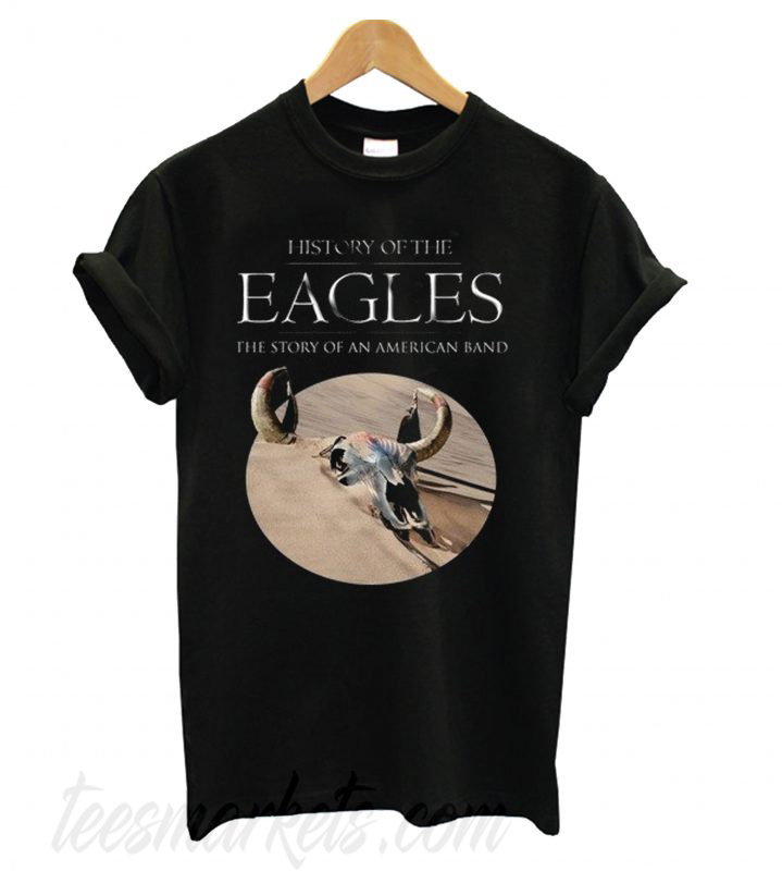 The Eagles store the eagles New T shirt