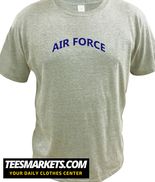 Air Force New   T Shirt