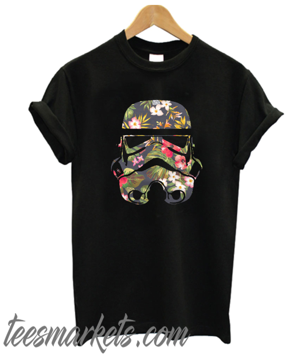 Tropical Stormtrooper New T Shirt