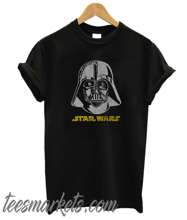 Darth Vader Helmet Logo New t-shirt