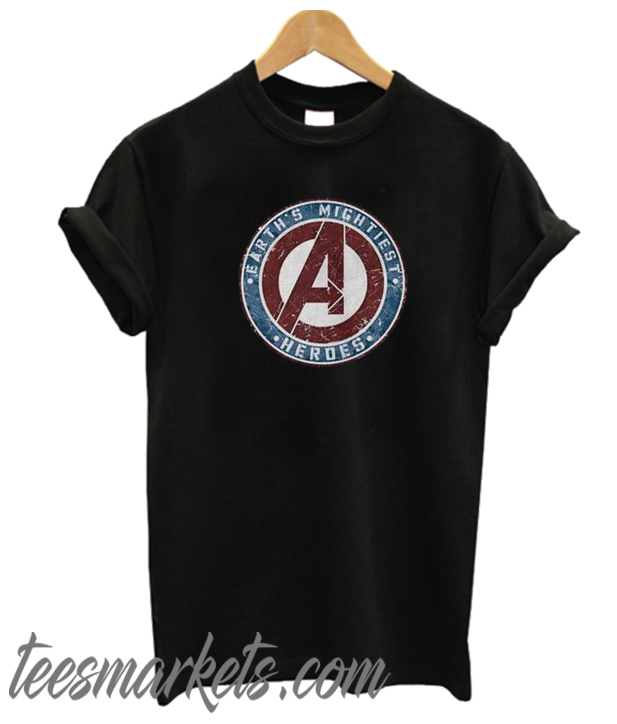 Earth's Mightiest Heroes New T-Shirt