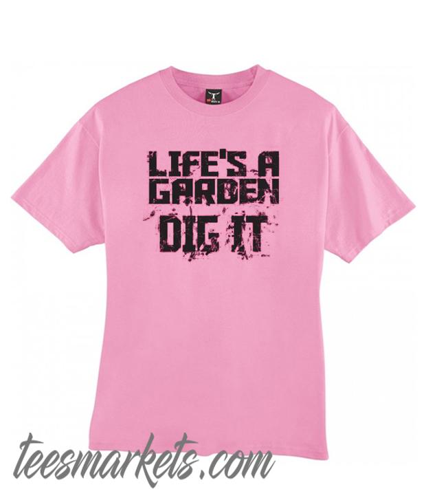 Funny Gardening New t shirt