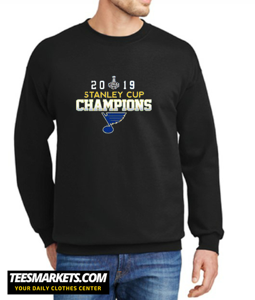 2019 Stanley Cup Champions St Louis Blues New Sweatshirt