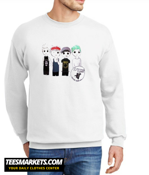 5 seconds of summer New Sweatshirt