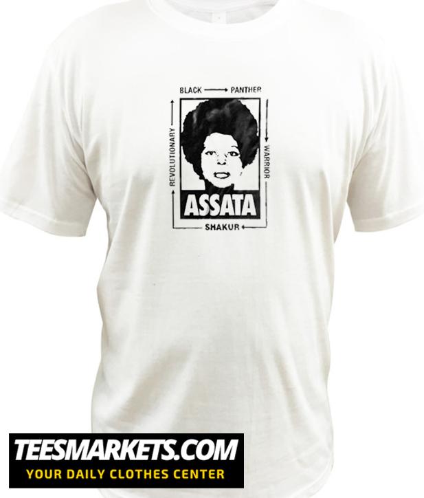 Assata Shakur New T Shirt