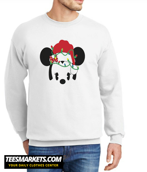 Minnie Mouse Christmas New Sweatshirt
