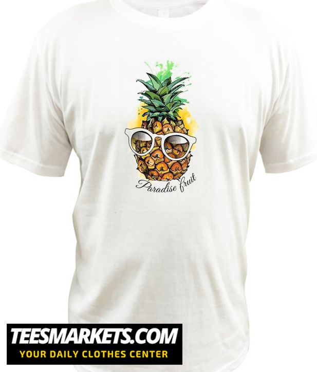 Pineapple New T Shirt