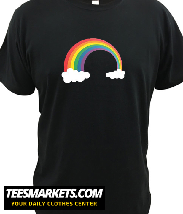 Rainbow New T Shirt