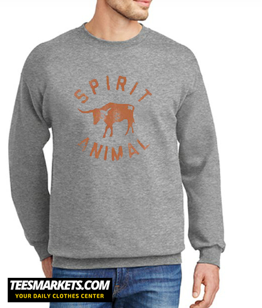 Texas Spirit Animal New Sweatshirt