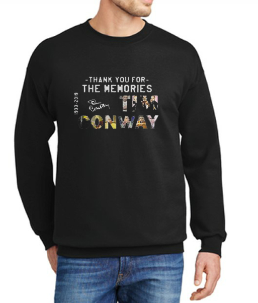 Thank You For The Memories Tim Conway 1933 – 2019 New Sweatshirt