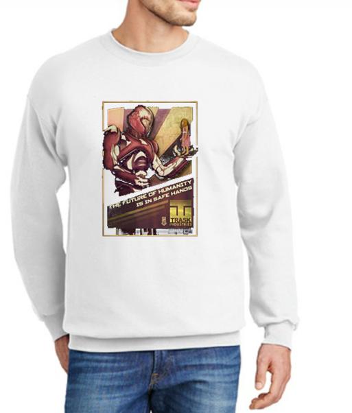 The Days Of The Future Past Sentinel Propaganda New Sweatshirt