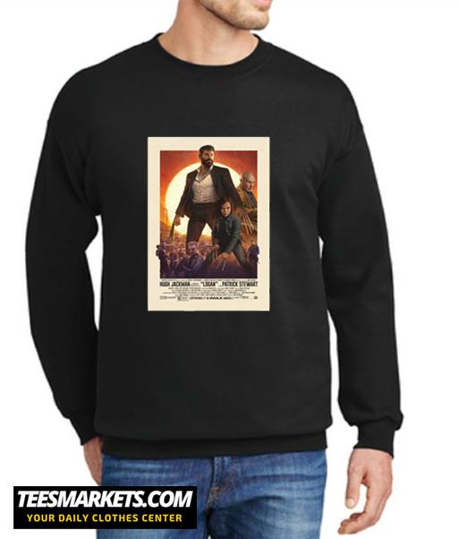 Wolverine Old man Logan New Sweatshirt