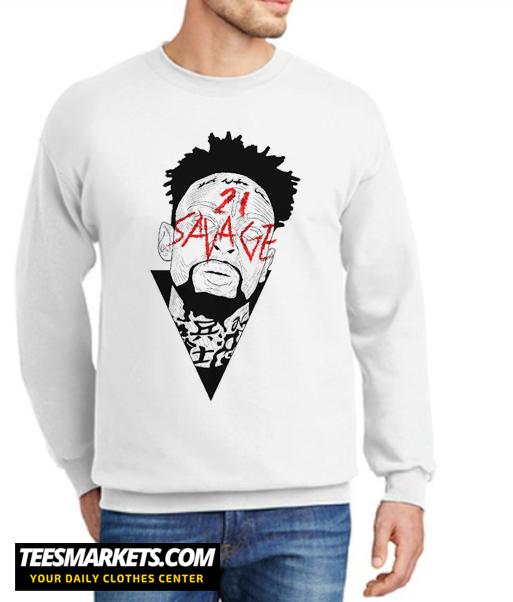 21 Savage Graphic New Sweatshirt