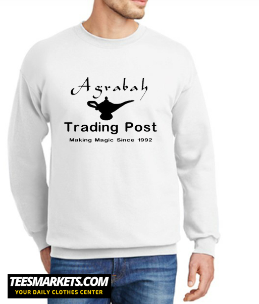 Agrabah Trading Post New Sweatshirt