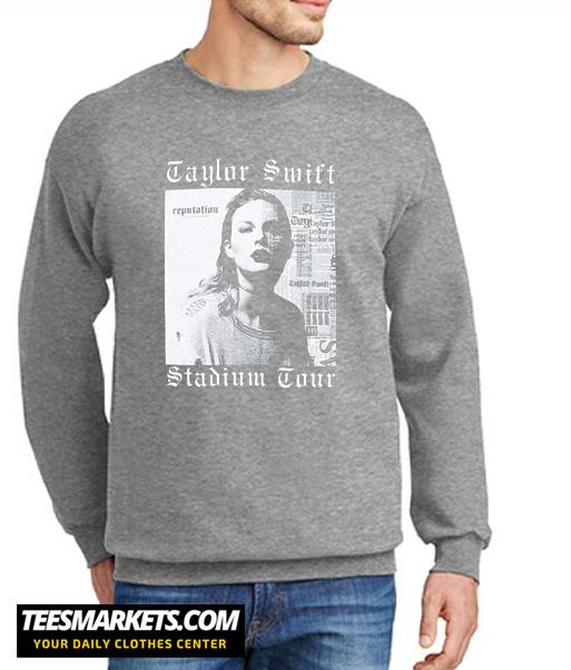 Taylor Swift Stadium Tour New Sweatshirt