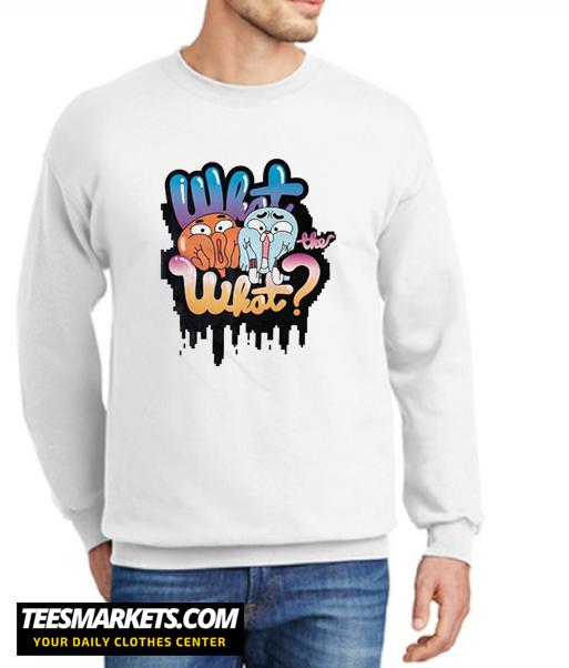 The Amazing World of Gumball New Sweatshirt