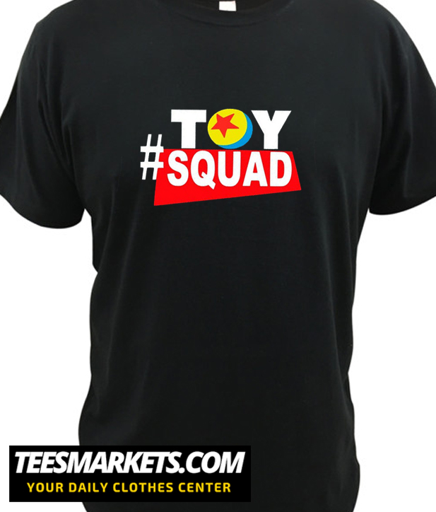 Toy Squad New T Shirt