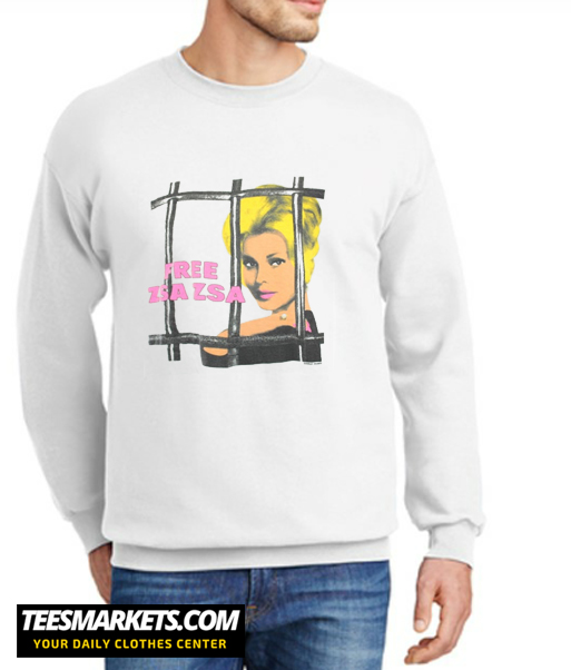 1990 FREE ZSA ZSA New Sweatshirt