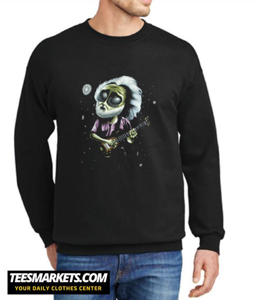 1995 Extra-Terrestrial Jerry Garcia New Sweatshirt