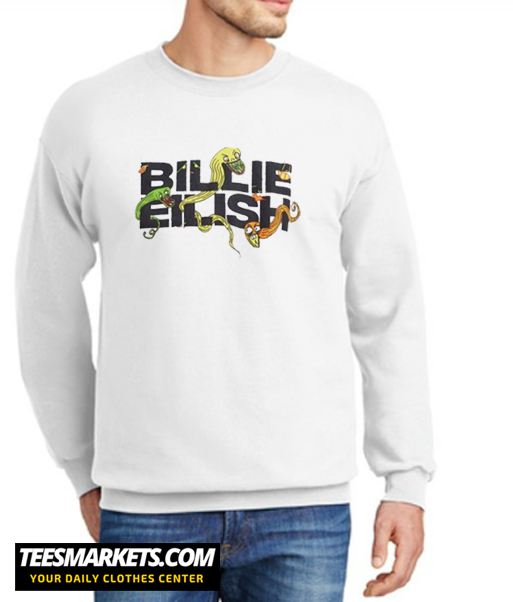 Billie eilish New Sweatshirt