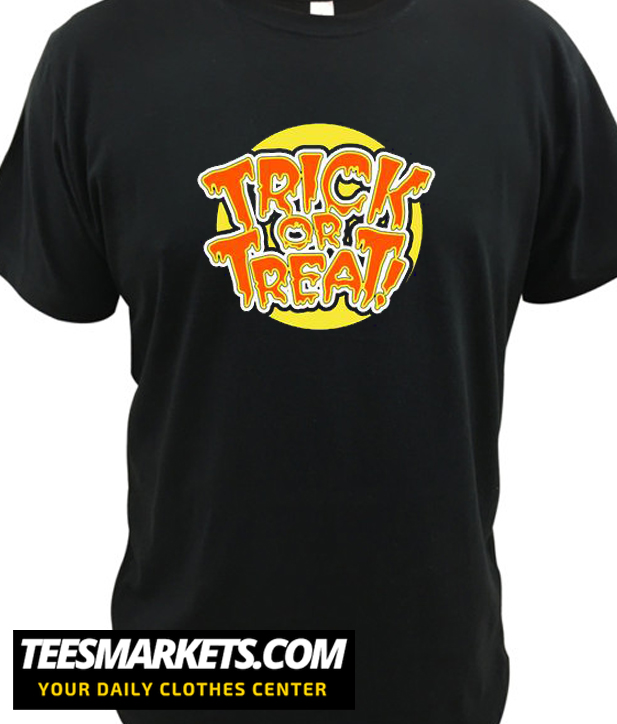 Trick or Treat New T Shirt