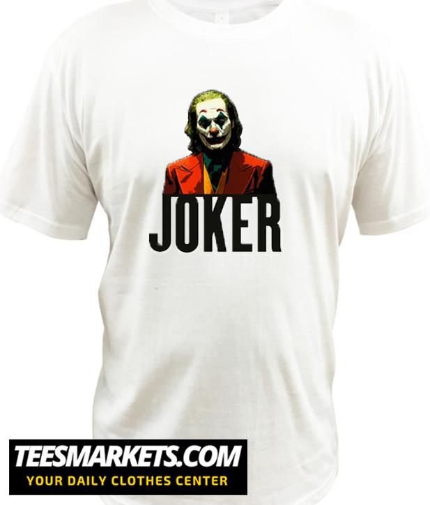 Joker The Boss New T Shirt