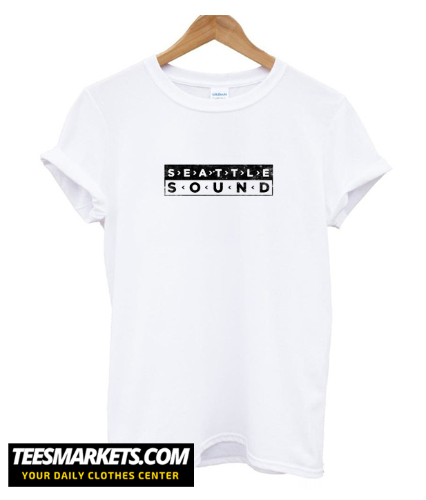 Seattle Sound T-Shirt