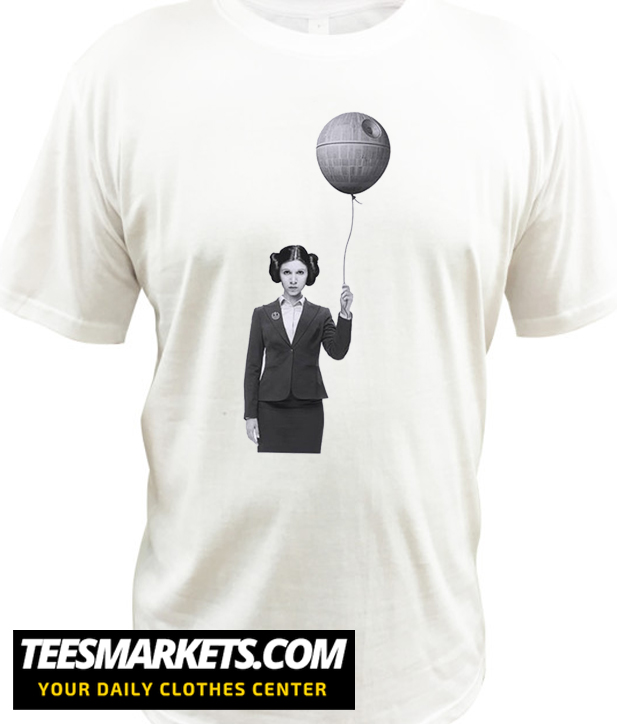 Carrie Fisher women's graphic New t-shirt