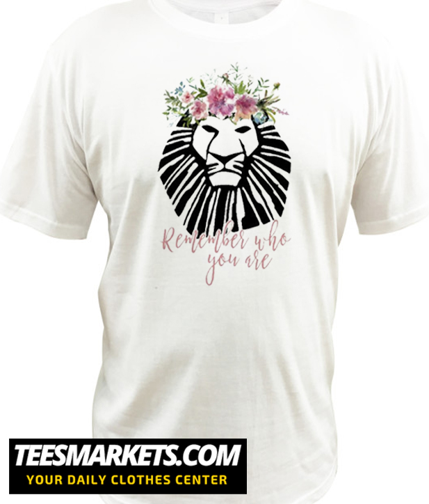 Lion king New tshirt