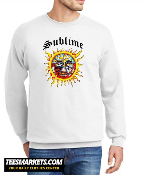 Sublime New Sweatshirt