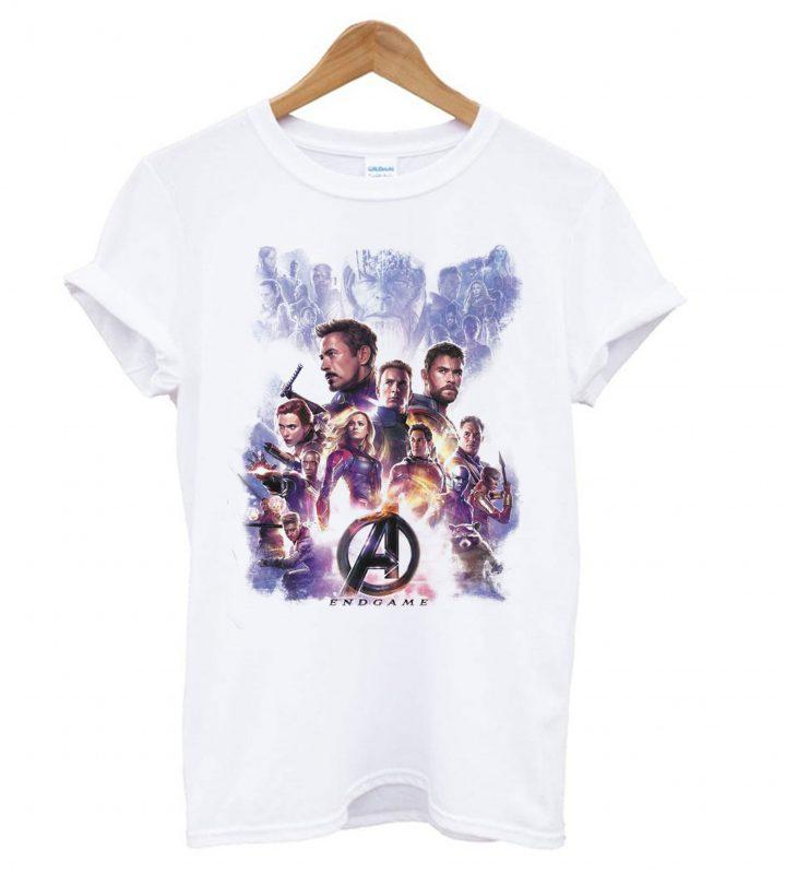 AVENGERS ENDGAME NEW RS T shirt