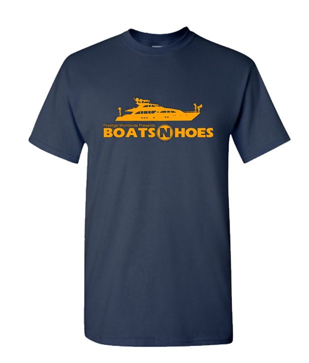 Step Brothers Boats N and Hoes RS T-Shirt