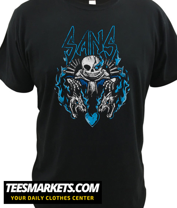 Sans Have A Bad Time New T-Shirt