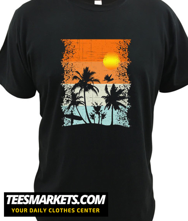 Sunset Chasers Summer New Shirt